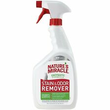 New listing Nature's Miracle Cat Stain & Odor Remover Spray with Enzymatic Formula, 32 oz