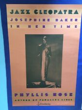 JAZZ CLEOPATRA: JOSEPHINE BAKER IN HER TIME: PROMOTIONAL POSTER