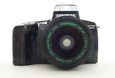 Minolta Maxxum 5000i with Quantaray 28-80mm Lens