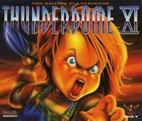 THUNDERDOME XI 11 = Paul/Isaac/Dano/Revox/Prophet...=2CD= HARDCORE GABBER !!!
