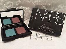 Nars-Duo Eyeshadow Compact - #3096 China Seas - 0.14 Oz - NIB