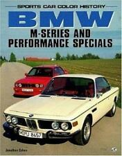 BMW M-Series and Performance Specials Sports Car Color History