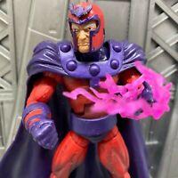 "Marvel Legends Hasbro X-Men Jubilee BAF TRU Magneto 6"" Inch Action Figure"