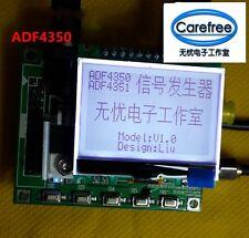 ADF4350 Board+ 137Mhz-4.4G RF source Sweep Phase Locked Loop Board+12864 Display