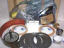 C4 Super Master Rebuild Kit Stock Friction Clutch With Low Servo Piston 1964-69
