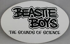 Beastie Boys Sticker Sounds Of Science Cd Ad Rock MCA Mike D White New