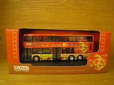 HONG KONG KMB BUS DENNIS ENVIRO 500 Year of the Snake 2013  ATE236 Route:619