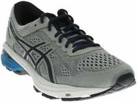 ASICS GT 1000 6  Casual Running  Shoes - Grey - Mens