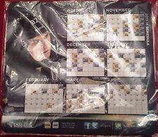 Pittsburgh Penguins 2013-14 Schedule Mousepad (Sidney Crosby cover)