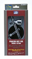 GSI Creos PS289 WA Procon Boy Platinum Airbrush with Air Up System, Ver.2 JAPAN