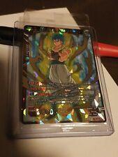 FOIL SSB Gogeta, Fusion's Pinnacle Promo Promos Dragon Ball Super Card