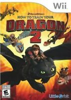How to Train Your Dragon 2 - Nintendo  Wii Game