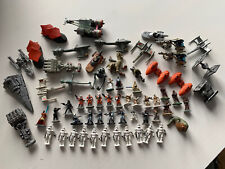 Star Wars Micro Machines ships and figures