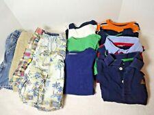 Gap Old Navy Children's Place Sz 5 5T Lot 11 Shirts Shorts EUC GUC Play