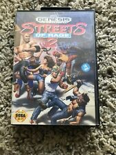 Streets of Rage 2 (Sega Genesis, 1992)