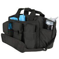CONDOR BLACK Tactical Police SWAT BOB Gun Magazine Response Gear Bail Out Bag
