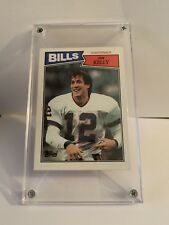 1987 Topps Jim Kelly RC Football #362