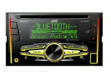 JVC KW-R920BT CD Mp3 USB AUX Bluetooth FLAC 2Din Autoradio 6 Kanal RCA 4x50Watt