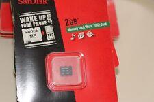 Sandisk Mobile Micro MagicGate M2 Memory Stick 2GB