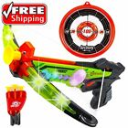 Toysery Real Crossbow Archery Set - Bow and Arrow Comes with Suction Cup Arrows