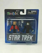 "Minimates Star Trek ""Captain Picard and Hugh"" Diamond Select 2013"