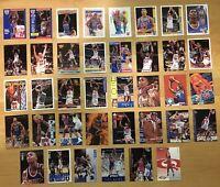 Derrick Coleman (38) Cards With Rookies & No Duplicates