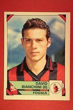 Panini Calciatori 1993/94 1993 1994 n. 66 FOGGIA BIANCHINI DA EDICOLA !