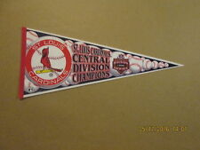 Mlb St.Louis Cardinals Style#2 1996 Central Division Champions Pennant