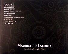 MAURICE LACROIX Beschreibung