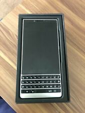 BlackBerry Key2 BBE100-6 - 64GB - Dual Sim - Silver (Unlocked)