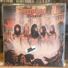[ROCK/POP]~VG+ LP~ANGEL~White Hot~[Original 1977~CASABLANCA~Issue]
