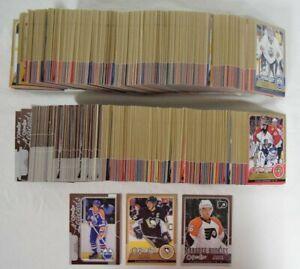 2008-09 UD O-Pee-Chee Hockey Partial Set 598/600 Giroux Rookie Gretzky SP Crosby
