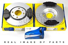 FRONT AXLE BRAKE SET DISCS AND PADS CITROEN PEUGEOT COMLINE ADB01038 ADC1519V