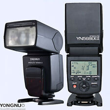 YONGNUO YN-568EX II TTL Flash Speedlite for Canon EOS camera T5 1200D 1100D T3I