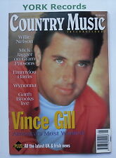 COUNTRY MUSIC INTERNATIONAL MAGAZINE - May 1994 - Vince Gill / Willie Nelson