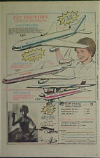 1979 EASTERN~AMERICAN AIRPLANE~ AIRCRAFT MODEL KITS AD