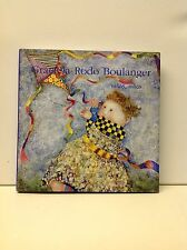 "Graciela Rodo Boulanger Book ""Ninos, Ninos"" Book Of Prints and Oil Paintings"