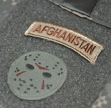Kandahar Polo Club Afsoc Tacp Jtac Jtf War Pokal 2TAB: Afghanen + Jasons Maske