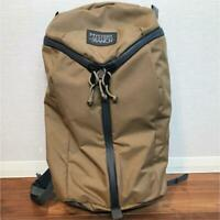 MYSTERY RANCH URBAN ASSAULT Backpack Bag Beige Used from Japan F/S