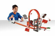 Hot Wheels DWW96 Track Builder Konstruktion Crash-kit