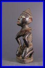 STATUETTE KONGO AFRICAN TRIBAL ART AFRICAIN ARTE AFRICANA AFRIKANISCHE KUNST **