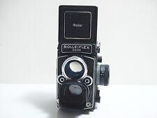 Rollei Rolleiflex 2.8 GX  Medium Format Film Camera Body Helmut Newton Editon