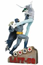 "DC Direct Classic Confrontations Batman Vs The Joker 14"" Statue"