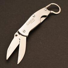 [POCKET TOOL KNIFE] 'MUSASHI Scissors and Knife in one' by G.SAKAI SEKI JAPAN.
