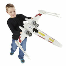 Star Wars X-WING FIGHTER Hero Series with R2D2 Demo Christmas Gift Toy Large