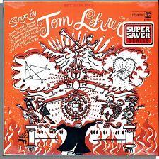 Tom Lehrer - Song by Tom Lehrer - New 1960s Reprise Stereo LP Record!