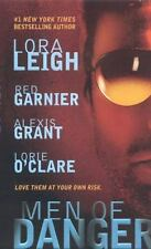 Men of Danger: A Romantic Suspense Anthology Leigh, Lora, Grant, Alexis, O'Clar