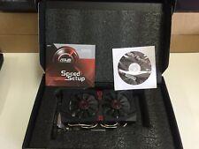 DEMO MODEL ASUS GTX960 2GB STRIX NVIDIA CARD RRP $345 12m WTY Manual Driver disk