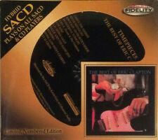 Eric Clapton - Timepieces: The Best Of Eric Clapton Audio Fidelity SACD (Hybrid)