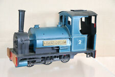 More details for scratch kit built narrow g gauge 1 0-6-0 saddle tank locomotive iron duke oa
